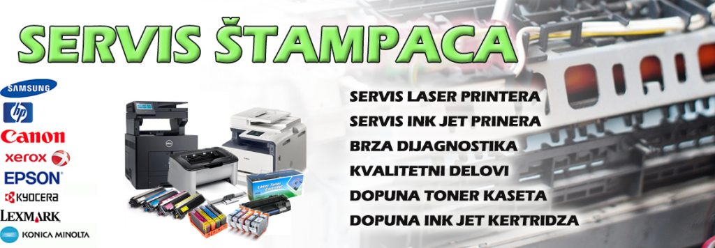 sl 3 printer servis