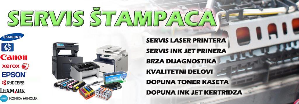 sl 3 printer servis